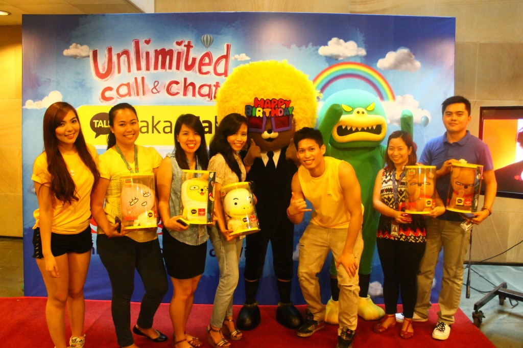 Kakao Talk and ABS-CBN Launch pictures organized by Lead Events PH